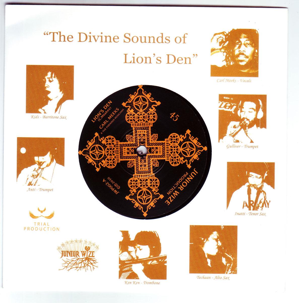 Carl Meeks - Lion's Den (JWP002) をリリース