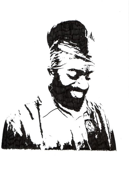 King Imani - Portrait