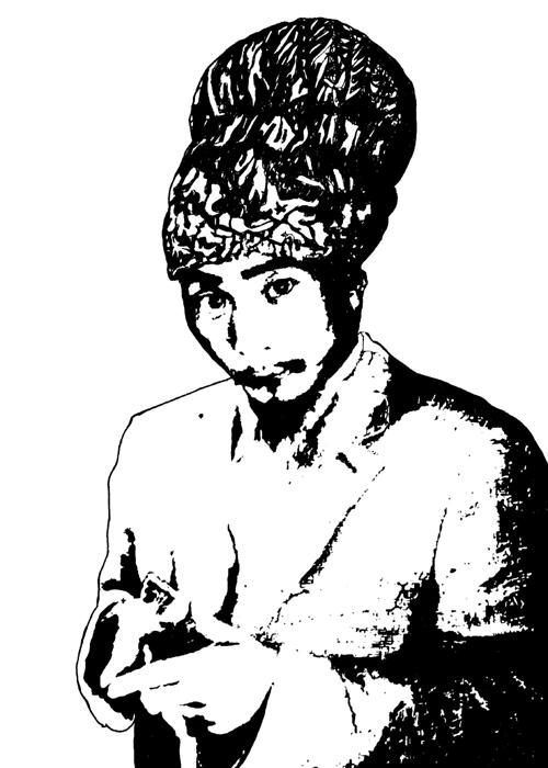 Jahmelik - Portrait