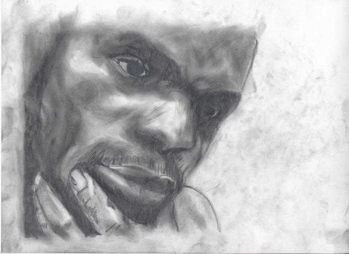 Ras Gizo - Portrait