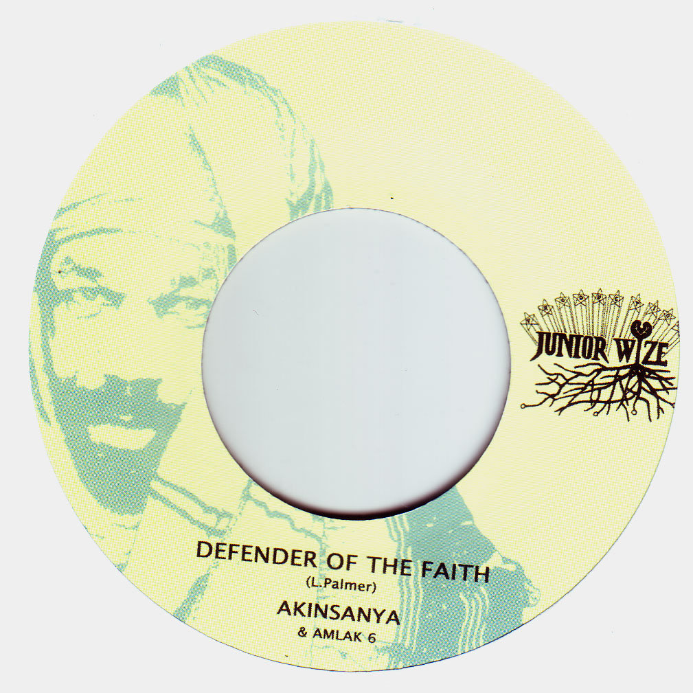 Akinsanya - Defender Of The Faith