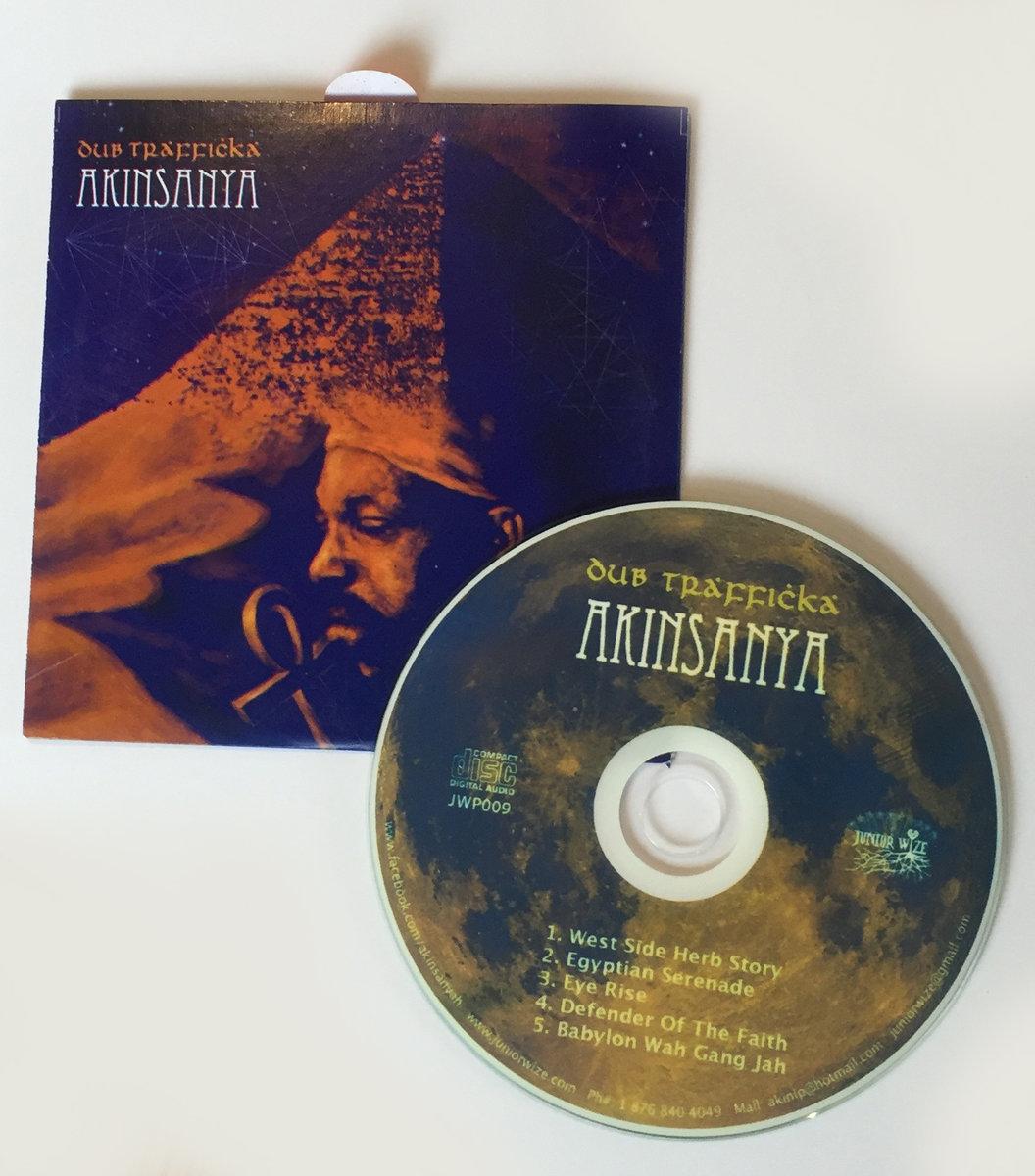 Akinsanya - Dub Trafficka (Jamaica Edition)