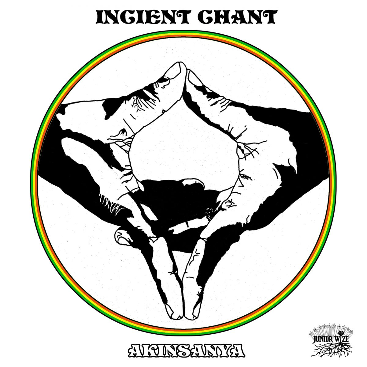 "Digital edition ""Akinsanya - Incient Chant"", release today!"