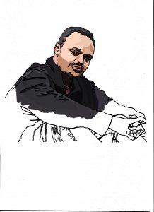 Isaac Elias - Portrait