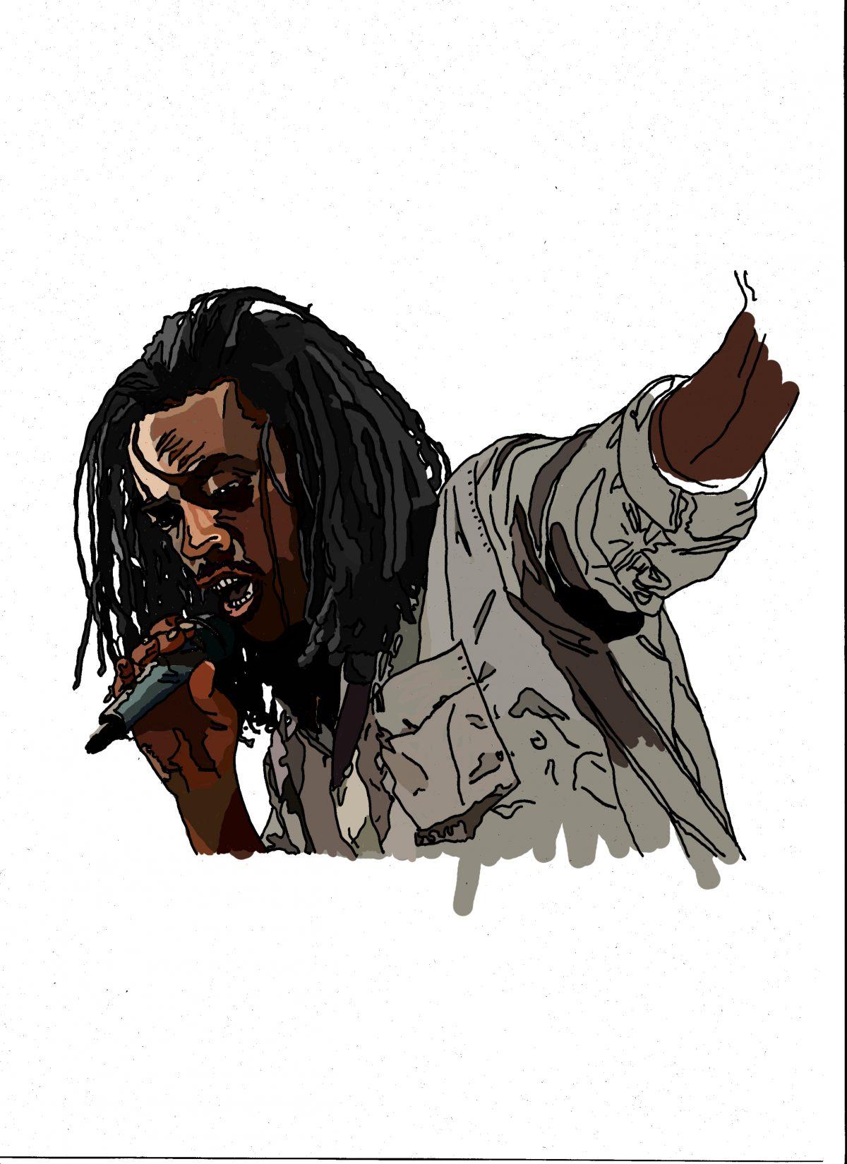 Tewodros Haile - Portrait