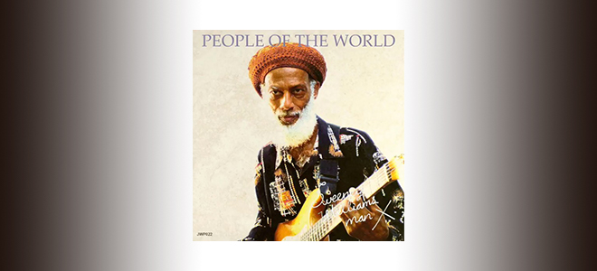 "Eventi Reggae posted an article for Sweeney Williams ""People Of The World""."