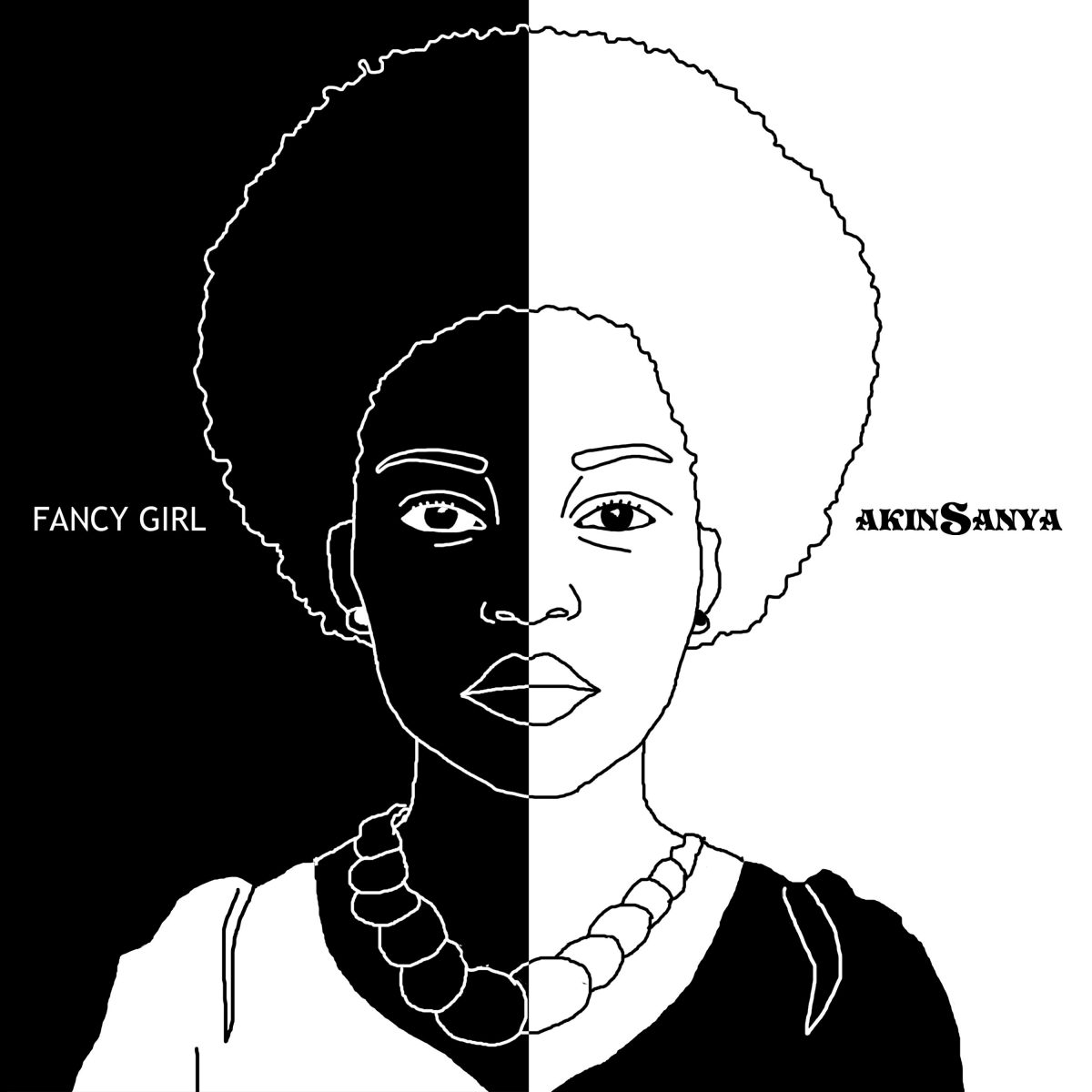 Akinsanya - Fancy Girl