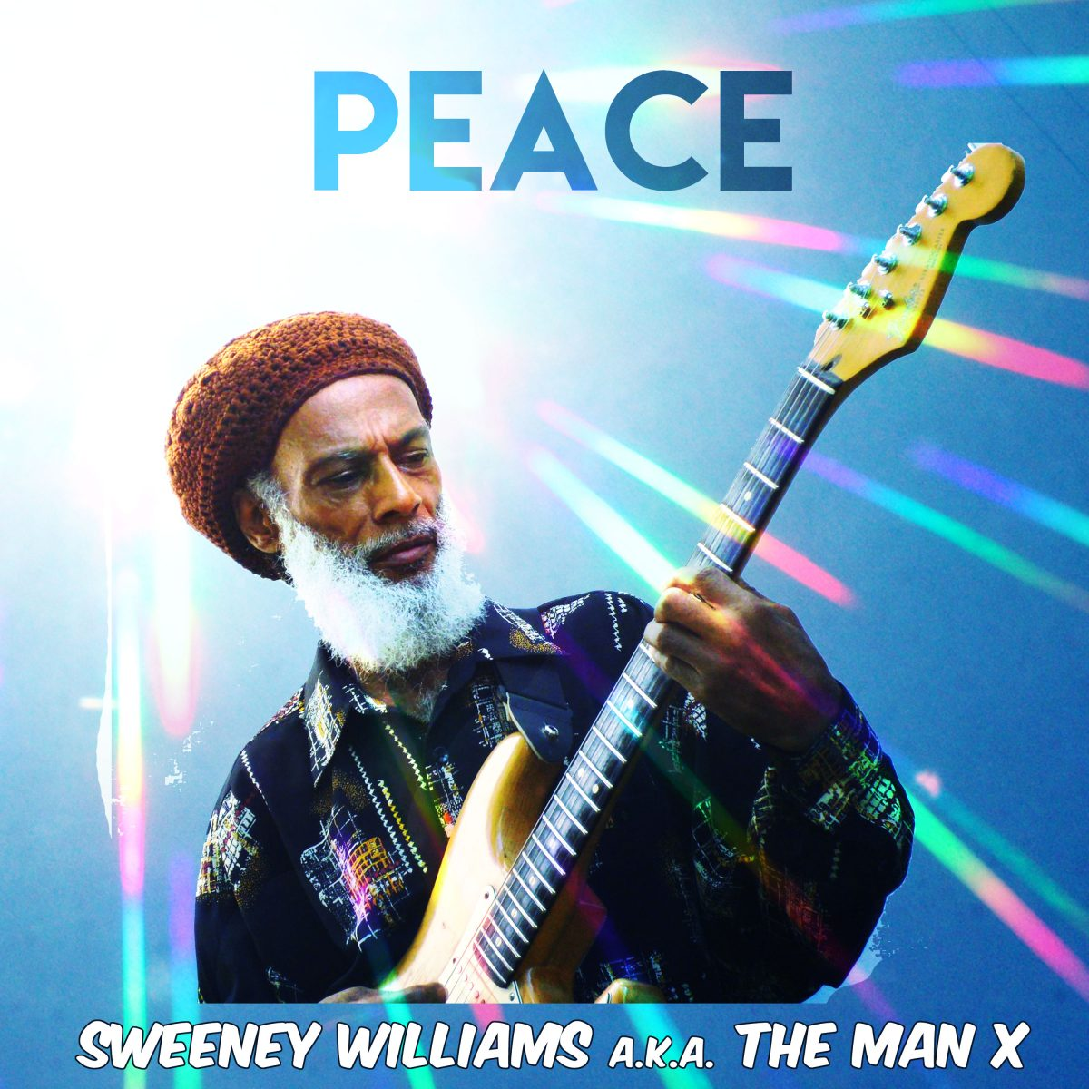 "Sweeney Williams ""Peace"" 本日リリース!"