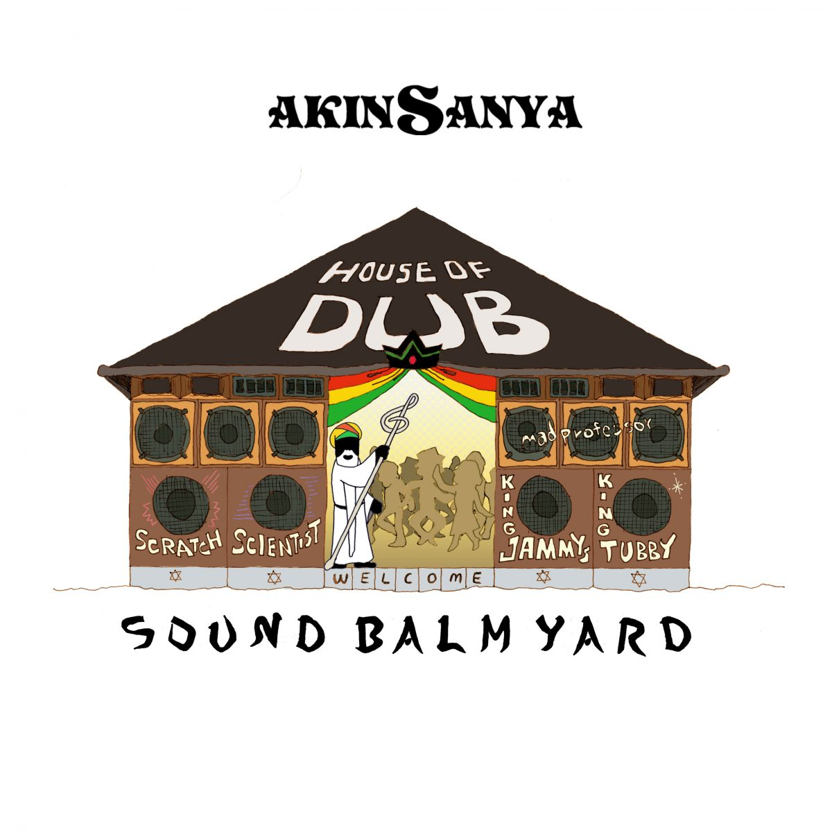 Akinsanya - House Of Dub